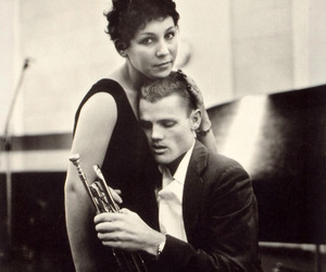 lily and chet baker image