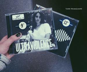 music, lana del rey, and album image