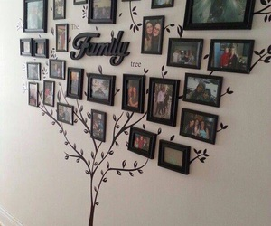 family, diy, and tree image
