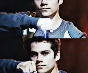 Hot, stiles stilinski, and nogitsune image