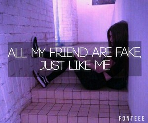 fake and friends image