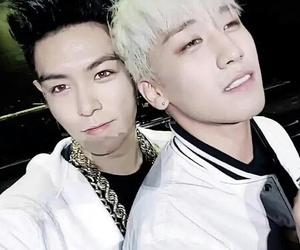 seungri, top, and bigbang image