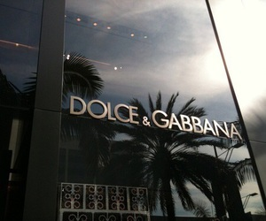 luxury, shop, and dolce&gabbana image