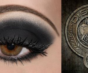 makeup and district 13 image