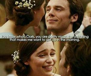 love, me before you, and quotes image