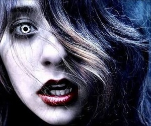 vampire and eyes image