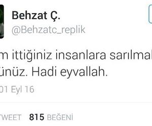 turkiye, sözler, and behzat ç image