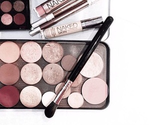make up, tarte, and cosmetics image