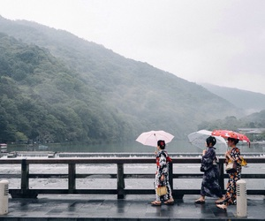 japan, nature, and traditional image