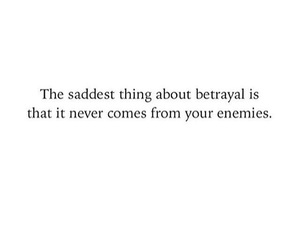 quotes, sad, and betrayal image
