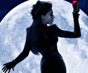 once upon a time and evil queen image