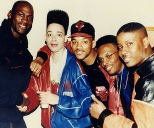 will smith, fresh prince, and 90s image