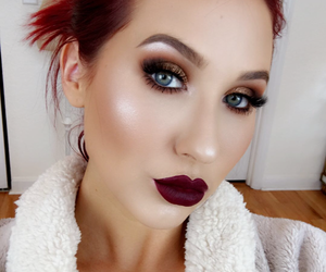 jaclyn hill and makeup image