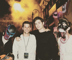 max carver and daniel sharman image