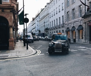 city, cool, and london image