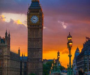 london, Big Ben, and amazing image