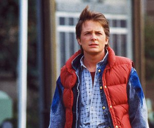 Back to the Future, cinema, and god image