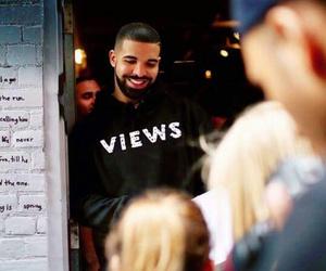 Drake and views image