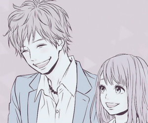 orange, anime, and cute image