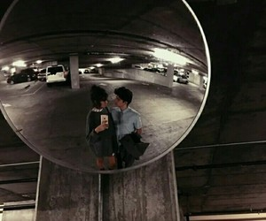 couple, goals, and mirror image
