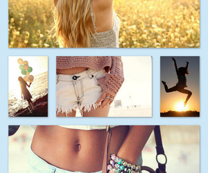 clothes, Collage, and inspiration image