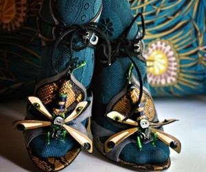 fashion, shoes, and dragonfly image