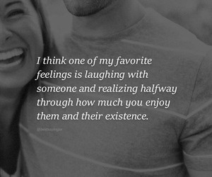quote, couple, and text image