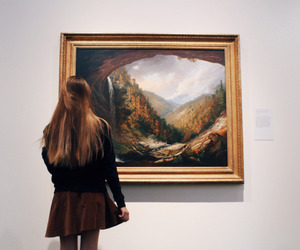 art, museum, and grunge image
