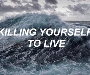 quote, tumblr, and depression image