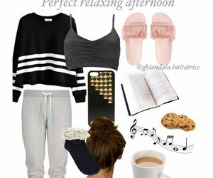 outfit and relax image