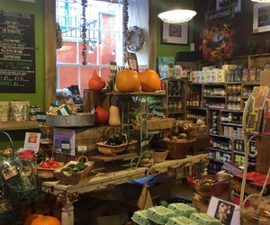 decor, shop, and Halloween image