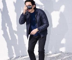 actor, walking dead, and steven yeun image