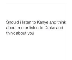 Drake, kanye, and rap image