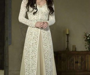 reign, dress, and mary image