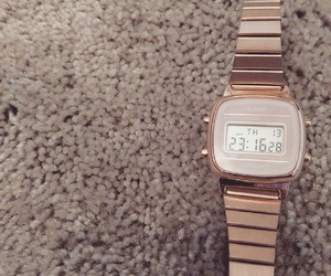 casio, classy, and gold image
