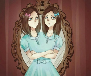 twins and fran bow image