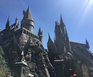 harry potter, universal, and potter image