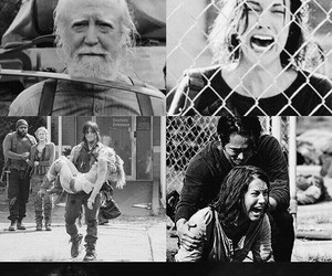 the walking dead, twd, and Maggie image