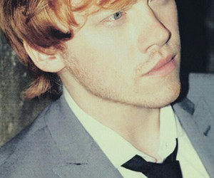 rupert grint, harry potter, and sexy image