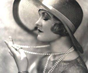 20s, vintage, and fashion image