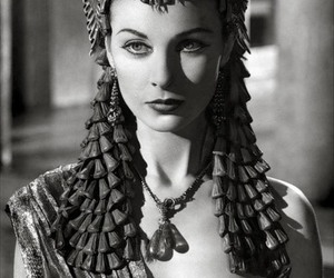 vivien leigh, cleopatra, and vintage image