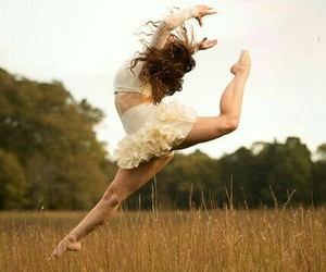 ballet, dance, and field image