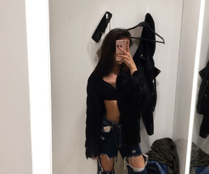 body, fashion, and room image