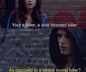 jace, movie, and quote image