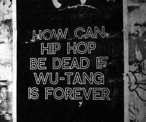 hip hop, wu tang clan, and wutang image