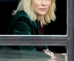 cate blanchett, movie, and ocean's eight image