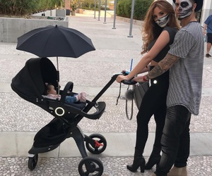 family, love, and Halloween image