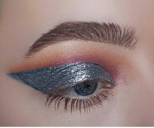 aesthetic, colour, and makeup image