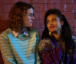 lgbtq, black mirror, and san junipero image
