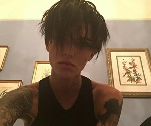 ruby rose and instagram image